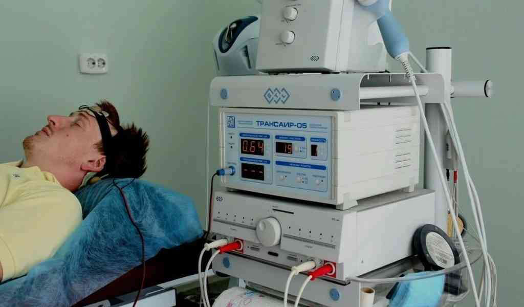 ТЭС-терапия в Марушкино